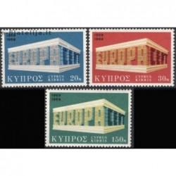 10x Kipras 1969. Europa...
