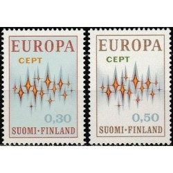 Finland 1972. Europa CEPT