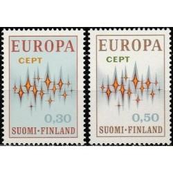Suomija 1972. Europa CEPT