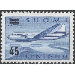 Suomija 1959. Lėktuvas