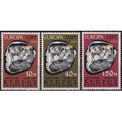 10x Kipras 1974. Europa...