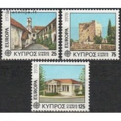 10x Kipras 1978. Europa...