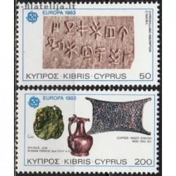 10x Kipras 1983. Europa...