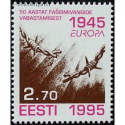 10x Estonia 1995. Europa...