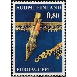 10x Finland 1976. Europa...