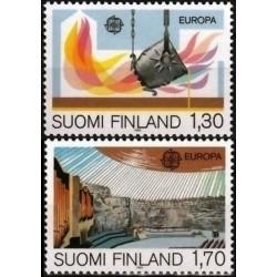10x Suomija 1983. Europa...