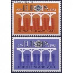 10x Suomija 1984. Europa...