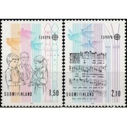 10x Suomija 1985. Europa...