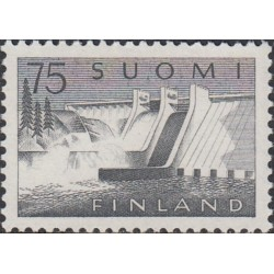 Finland 1959. Hydropower