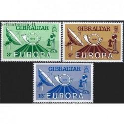 Gibraltar 1979. Europa CEPT...