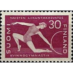 Finland 1959. Gymnastics