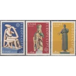 10x Greece 1974. Europa...