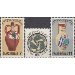 10x Graikija 1976. Europa...