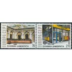 10x Graikija 1990. Europa...