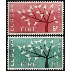 10x Ireland 1962. Europa...