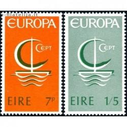 10x Ireland 1966. Europa...
