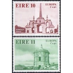 5x Airija 1978. Europa CEPT...