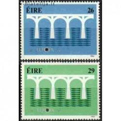 10x Ireland 1984. Europa...