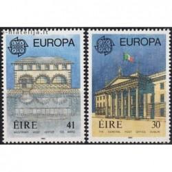 5x Airija 1990. Europa CEPT...