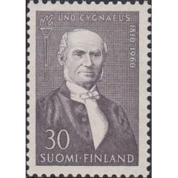 Finland 1960. Uno Cygnaeus...
