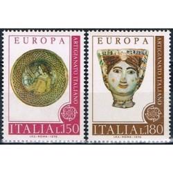 10x Italija 1976. Europa...