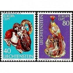 10x Lichtenšteinas 1976....