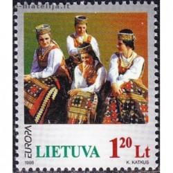 10x Lietuva 1998. Europa...