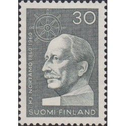 Finland 1960. Writer