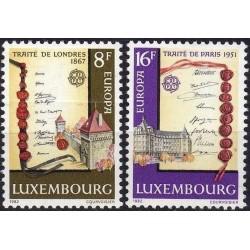 10x Liuksemburgas 1982....