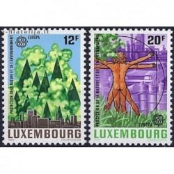 10x Luxembourg 1986. Europa...