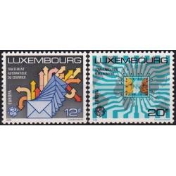 10x Liuksemburgas 1988....