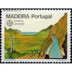 10x Madeira 1983. Europa...
