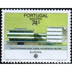 5x Madeira 1987. Europa...