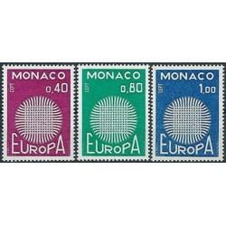 10x Monakas 1970. Europa...