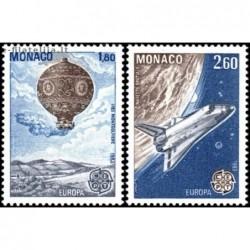 10x Monakas 1983. Europa...
