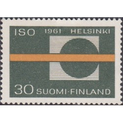 Finland 1961. ISO meeting