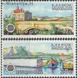 10x Malta 1977. Europa CEPT...