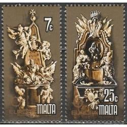 10x Malta 1978. Europa CEPT...