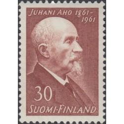 Finland 1961. Writer