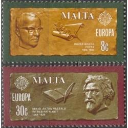 10x Malta 1980. Europa CEPT...