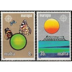 10x Malta 1986. Europa CEPT...