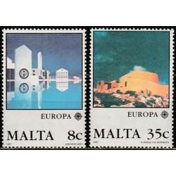 10x Malta 1987. Europa CEPT...