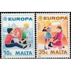 10x Malta 1989. Europa CEPT...