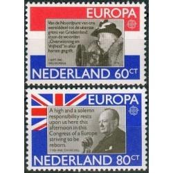 5x Nyderlandai 1980. Europa...