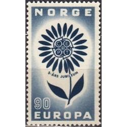 10x Norvegija 1964. Europa...