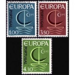 5x Portugalija 1966. Europa...