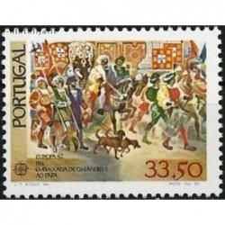 10x Portugal 1982. Europa...