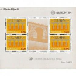 5x Portugal 1984. Europa...