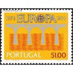 10x Portugal 1984. Europa...