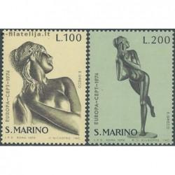 10x San Marinas 1974....